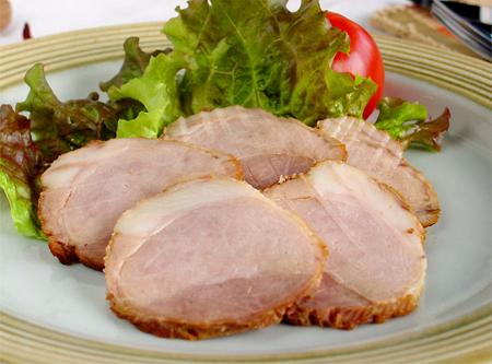 焼き豚の召し上がり方